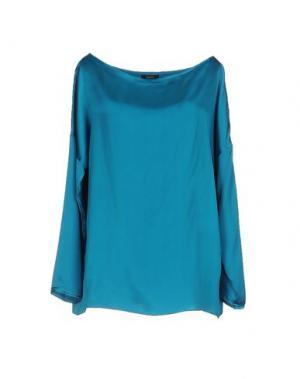 Блузка HANITA. Цвет: цвет морской волны