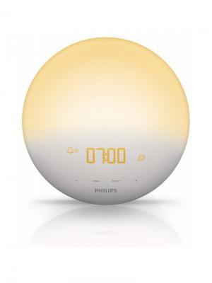 Световой будильник Philips Wake-up Light HF3510/70. Цвет: белый