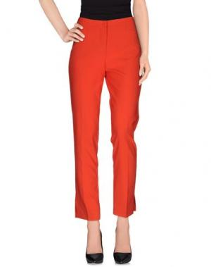 Повседневные брюки BEATRICE. B. Цвет: красный