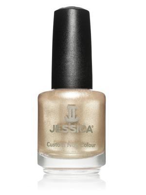 Лак для ногтей  #359 Whisper, 14,8 мл JESSICA. Цвет: золотистый