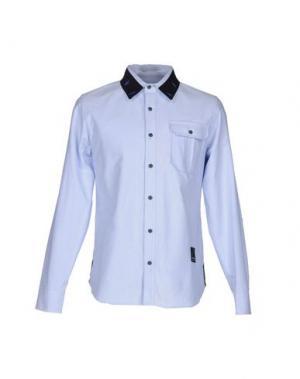 Pубашка GENERAL IDEA. Цвет: небесно-голубой