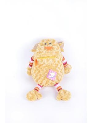 Мягкая игрушка Мажор Мартышка 25.19.1 цвет коричневый Malvina. Цвет: коричневый