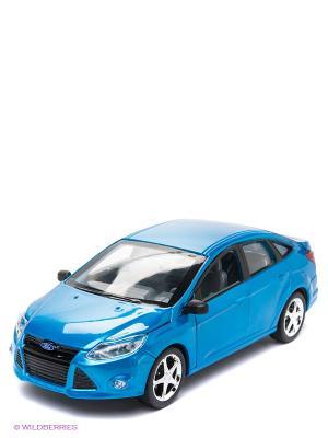 Машинка Форд Фокус AUTODRIVE. Цвет: голубой