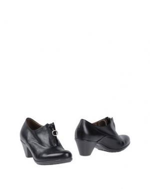 Ботинки LILIMILL. Цвет: черный