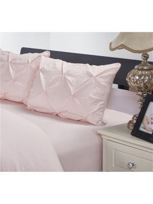 Комплекты постельного белья, Ферреро, Евро KAZANOV.A.. Цвет: розовый