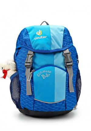 Рюкзак Deuter. Цвет: синий