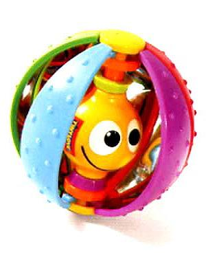Развивающая игрушка Tiny Love. Цвет: желтый, голубой, сиреневый