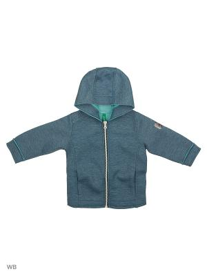 Толстовка United Colors of Benetton. Цвет: серый