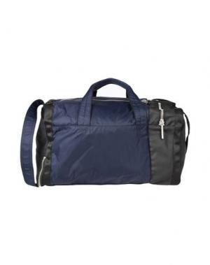 Дорожная сумка STIGHLORGAN. Цвет: темно-синий