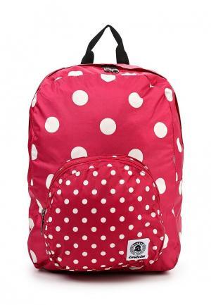 Рюкзак Invicta. Цвет: розовый