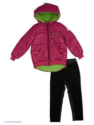 Комплект одежды BOOM. Цвет: лиловый
