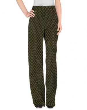 Повседневные брюки ANDREA INCONTRI. Цвет: черный
