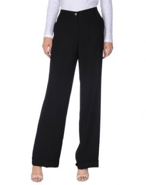 Повседневные брюки GALLERIE DES MEUBLES. Цвет: черный