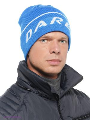 Шапка Brain Wave Beanie DARE 2B. Цвет: синий