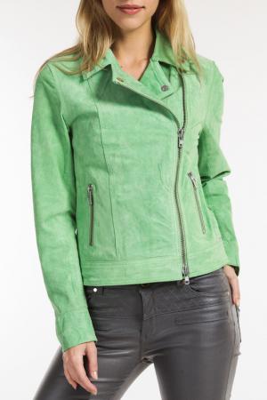 Куртка Ibana. Цвет: зеленый