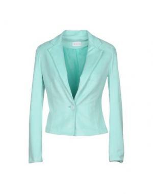 Пиджак LA KORE. Цвет: светло-зеленый