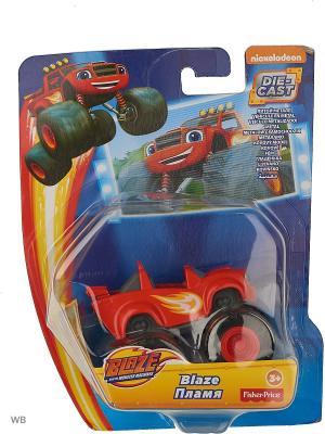 Машинка Mattel. Цвет: бирюзовый, красный