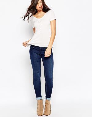 Genetic Denim Зауженные джинсы Shya Vista