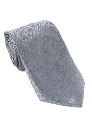 Галстук Franco Frego. Цвет: серый