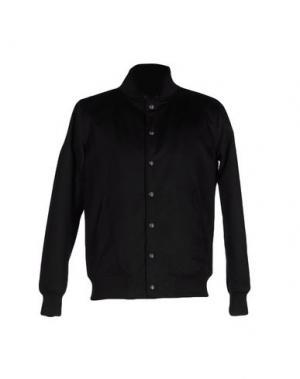 Куртка THE EDITOR. Цвет: черный