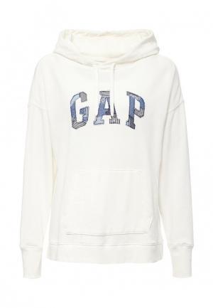Худи Gap. Цвет: белый