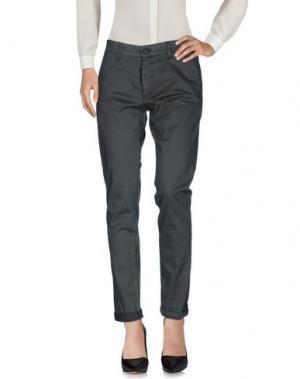 Повседневные брюки BOMBOOGIE. Цвет: свинцово-серый