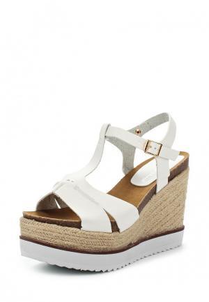 Босоножки Sweet Shoes. Цвет: белый