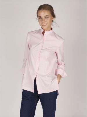 Блузка ЛитанияMIR. Цвет: розовый