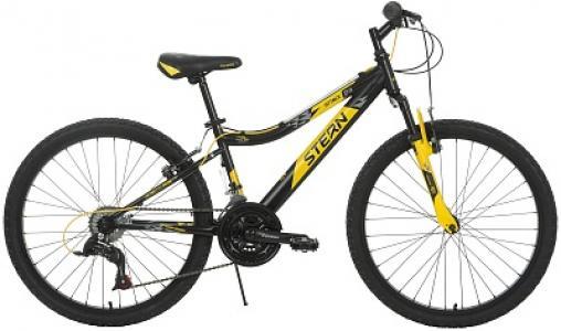 Велосипед подростковый для мальчиков  Attack 24 Stern