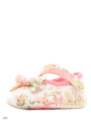 Пинетки Kapika. Цвет: розовый