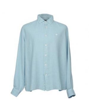 Pубашка ARMATA DI MARE. Цвет: небесно-голубой