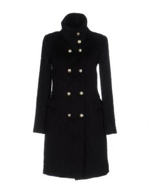 Пальто ANNARITA N.. Цвет: черный