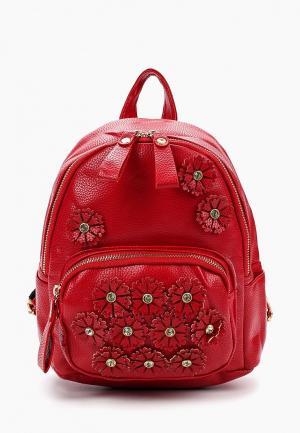 Рюкзак Kenka. Цвет: красный