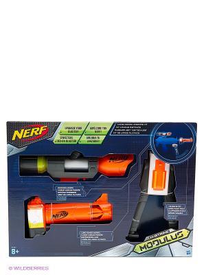 МОДУЛУС СЕТ 4: МЕТКИЙ СТРЕЛОК Hasbro. Цвет: синий, зеленый, красный, оранжевый