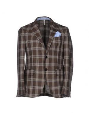 Пиджак VERDERA. Цвет: темно-коричневый