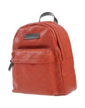 Рюкзаки и сумки на пояс TIMBERLAND. Цвет: ржаво-коричневый