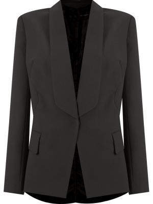 Panelled blazer Giuliana Romanno. Цвет: серый