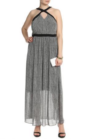 Платье BGN Workshop. Цвет: серый