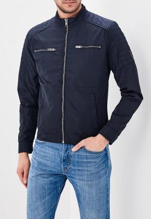 Куртка Solid. Цвет: черный
