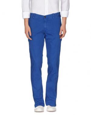 Повседневные брюки J.W. BRINE. Цвет: лазурный