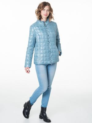 Куртка CATTAIL WILLOW. Цвет: светло-голубой