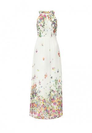 Платье Uttam Boutique. Цвет: разноцветный