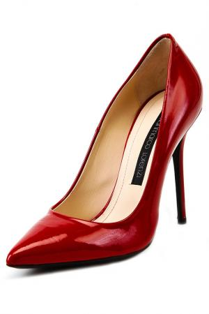 Shoes Gianmarco Lorenzi. Цвет: red