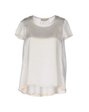 Блузка COAST WEBER & AHAUS. Цвет: слоновая кость