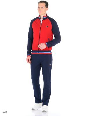 Спортивный костюм RED-N-ROCK'S. Цвет: красный