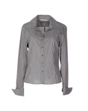 Pубашка GERARD DAREL. Цвет: серый