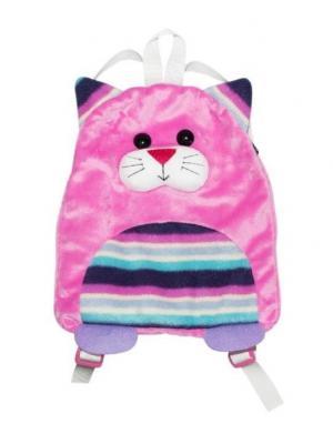 Сумка-рюкзак детская Котёнок Fancy. Цвет: розовый