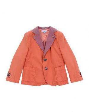 Пиджак ALETTA. Цвет: красный