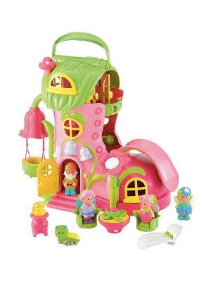 Домик для фей Волшебный сапожок(серия Фэнтези) ELC. Цвет: розовый