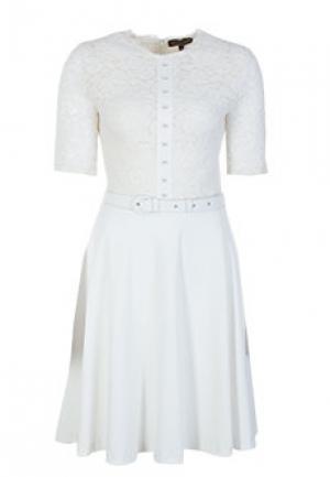 Платье VIA TORRIANI 88. Цвет: белый